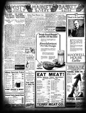 The Houston Post  (Houston, Tex ), Vol  39, No  304, Ed  1 Saturday