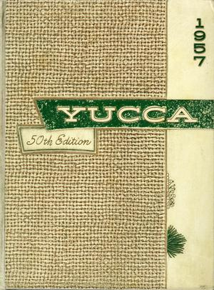 The Yucca, Yearbook of North Texas State College, 1957