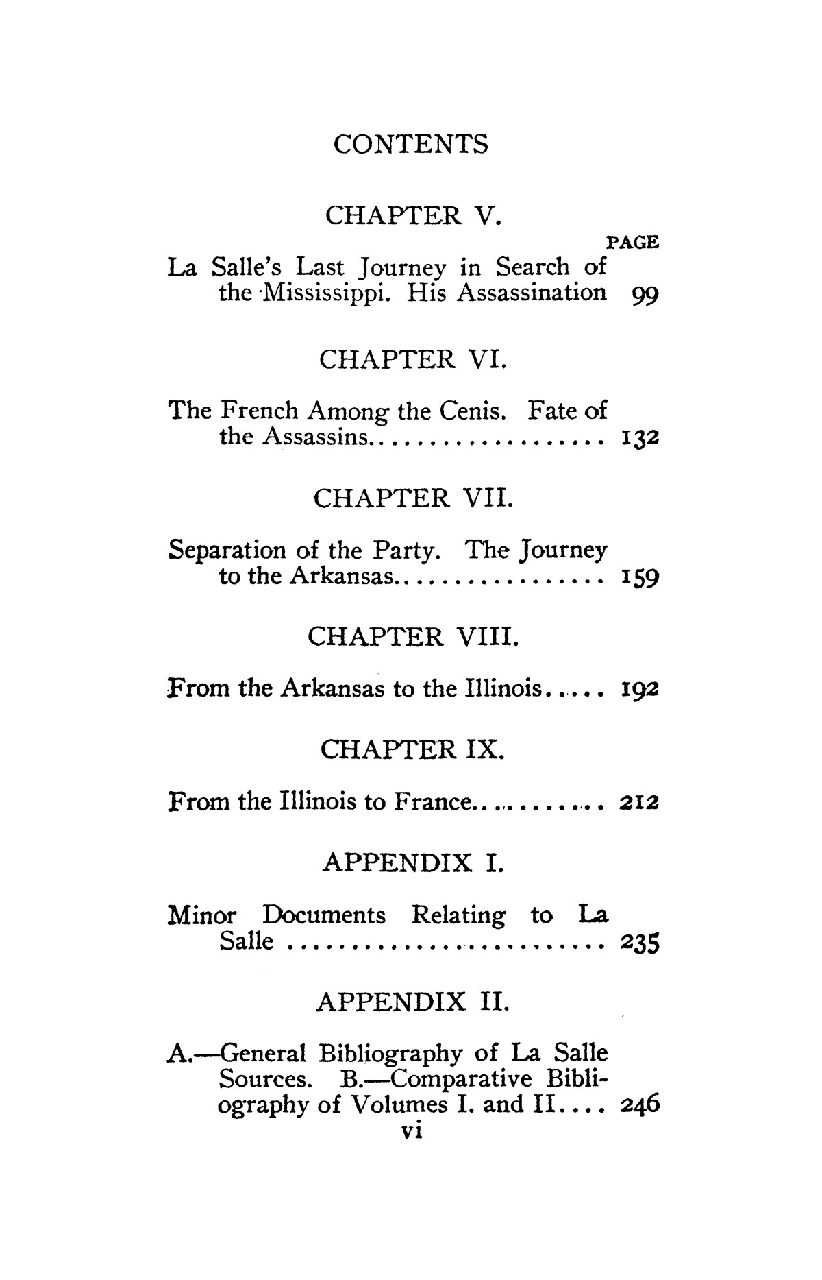The Journeys of Rene Robert Cavelier, Sieur de La Salle, Volume 2                                                                                                      [Sequence #]: 7 of 268