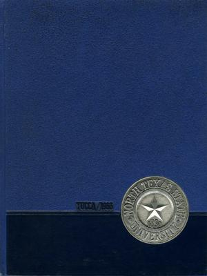Primary view of object titled 'The Yucca, Yearbook of North Texas State University, 1966'.