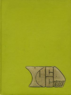 Primary view of object titled 'The Yucca, Yearbook of North Texas State University, 1967'.