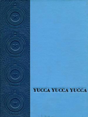 The Yucca, Yearbook of North Texas State University, 1971
