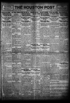 Primary view of object titled 'The Houston Post. (Houston, Tex.), Vol. 31, No. 52, Ed. 1 Friday, May 26, 1916'.