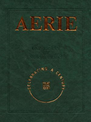 The Aerie, Yearbook of University of North Texas, 1990
