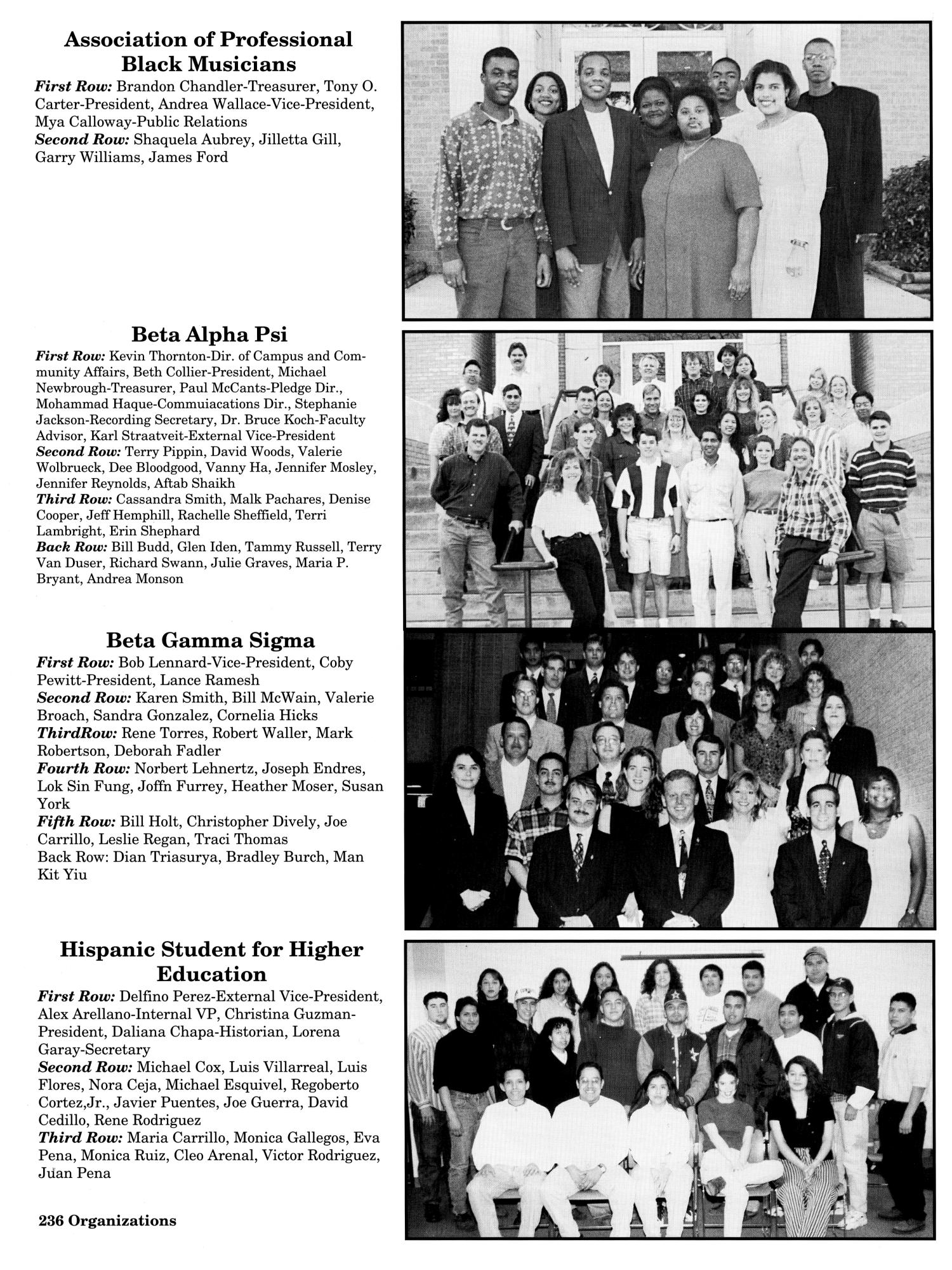 The aerie yearbook of university of north texas 1995 page 44 unt - The Aerie Yearbook Of University Of North Texas 1996 Page 236 The Portal To Texas History