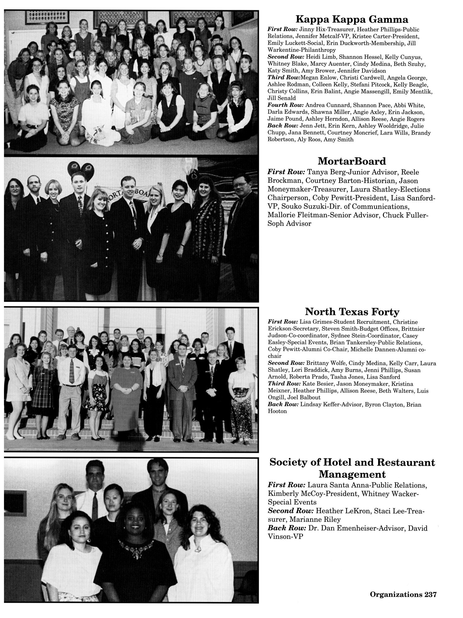The aerie yearbook of university of north texas 1995 page 44 unt - The Aerie Yearbook Of University Of North Texas 1996 Page 237 The Portal To Texas History
