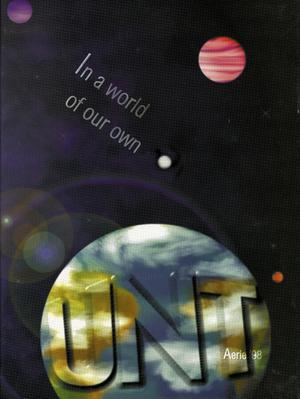 The Aerie, Yearbook of University of North Texas, 1998