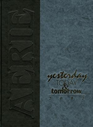 The Aerie, Yearbook of University of North Texas, 2002