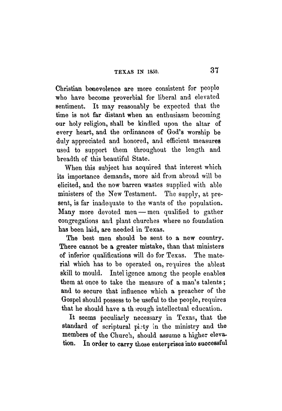 Texas in 1850. By Melinda Rankin.                                                                                                      [Sequence #]: 34 of 196
