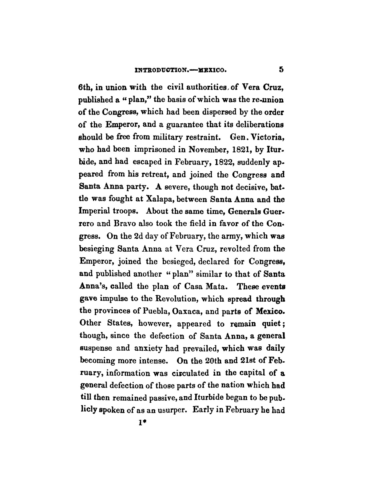 History of the revolution in Texas, particularly of the war of 1835 & '36; together with the latest geographical, topographical, and statistical accounts of the country, from the most authentic sources. Also, an appendix. By the Rev. C. Newell.                                                                                                      [Sequence #]: 17 of 227