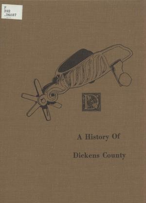 A History Of Dickens County: Ranches and Rolling Plains