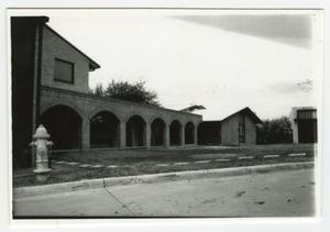 [Street View of Buildings at Cistercian Preparatory School]