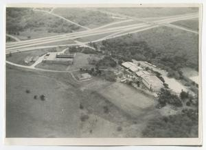 [Cistercian Preparatory School Campus and State Highway 114]