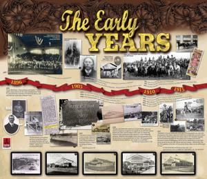 [Poster: The Early Years]