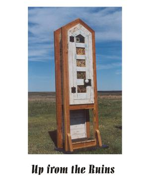 Primary view of object titled '[Up from the Ruins Artwork]'.