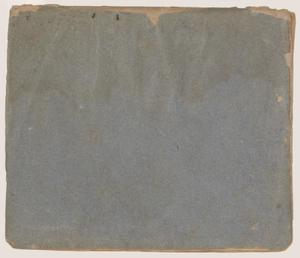 Primary view of object titled '[Diary of Henry Matthews - 1806-1844]'.