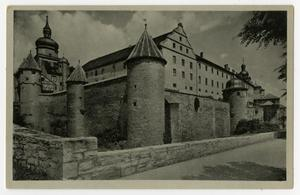 Primary view of object titled '[Postcard of Festung Marienberg in Würzburg, Germany]'.