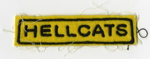 Primary view of object titled '[Hellcats Patch]'.