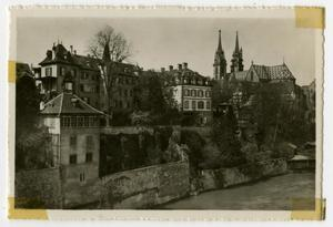 Primary view of object titled '[Photograph of Basel, Switzerland]'.