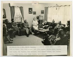 [Danish Ladies Aid in 1964]