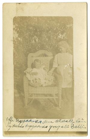 Primary view of object titled '[Nygaard Children]'.