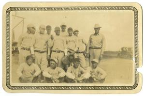 Primary view of object titled '[Baseball Pirates]'.