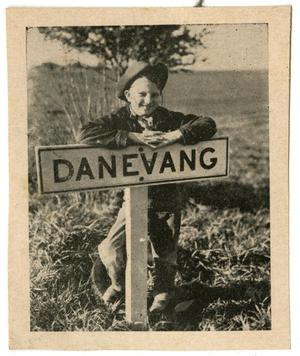 [Pastor's Son by Danevang Sign]