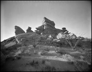 [Sandstone Formation]