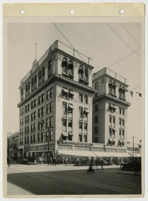 [Caples Building in El Paso, Texas]