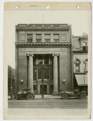 [Union Bank and Trust Company in El Paso, Texas]