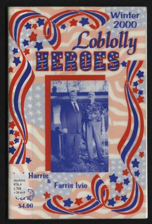Loblolly, Volume 26, Number 4, Winter 2000