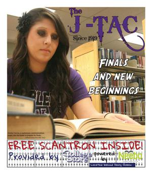 Primary view of object titled 'The J-TAC (Stephenville, Tex.), Ed. 1 Monday, April 30, 2012'.