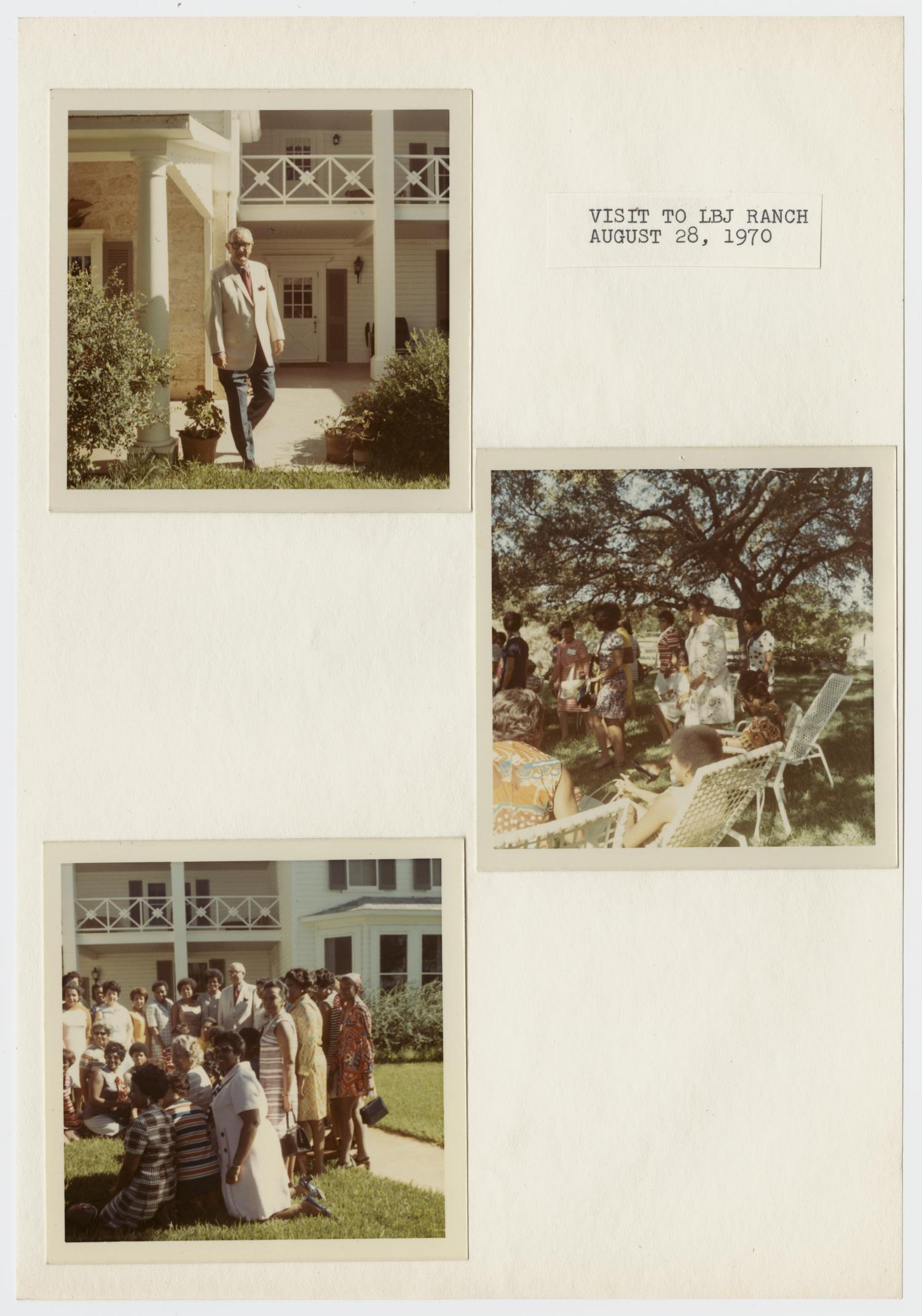 [Barbara Jordan Scrapbook, July - October, 1970]                                                                                                      [Sequence #]: 31 of 104