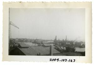 Primary view of object titled '[Photograph of English Port]'.