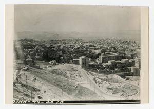 Primary view of object titled '[Photograph of Marseille, France]'.