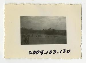Primary view of object titled '[Photograph of People in German Square]'.