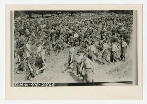 Primary view of object titled '[Photograph of 7th Army Soldiers]'.