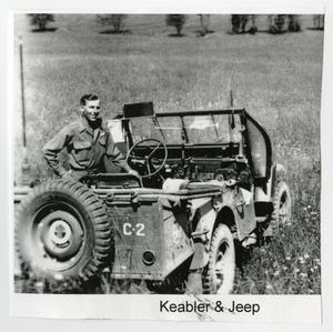 Primary view of object titled '[Keabler and Jeep]'.
