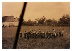 Primary view of object titled '[Marching Band]'.