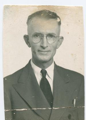 [J. B. Dickey, Pottsboro Postmaster]