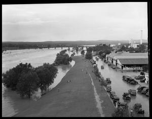 Primary view of object titled '1938 Colorado River Flood'.