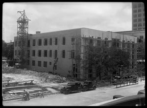 Primary view of object titled 'Austin American Statesman Building 7th & Colorado'.