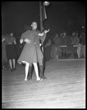 [Dance at Camp Bowie]