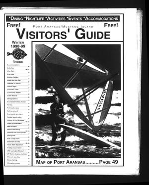 Primary view of object titled 'Winter 1998-99 Visitors' Guide (Port Aransas, Tex.)'.