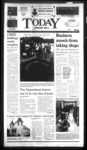 Primary view of object titled 'Today Cedar Hill (Duncanville, Tex.), Vol. 39, No. 64, Ed. 1 Thursday, July 7, 2005'.