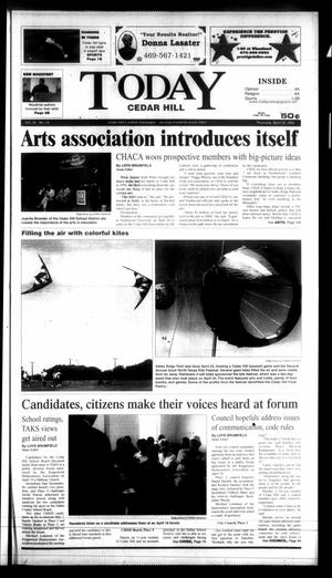 Primary view of object titled 'Today Cedar Hill (Duncanville, Tex.), Vol. 39, No. 54, Ed. 1 Thursday, April 28, 2005'.