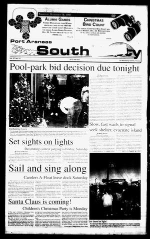 Primary view of object titled 'Port Aransas South Jetty (Port Aransas, Tex.), Vol. 27, No. 51, Ed. 1 Thursday, December 18, 1997'.