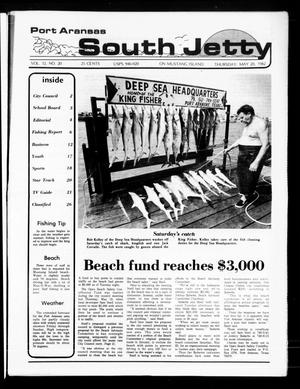 Primary view of object titled 'Port Aransas South Jetty (Port Aransas, Tex.), Vol. 12, No. 20, Ed. 1 Thursday, May 20, 1982'.
