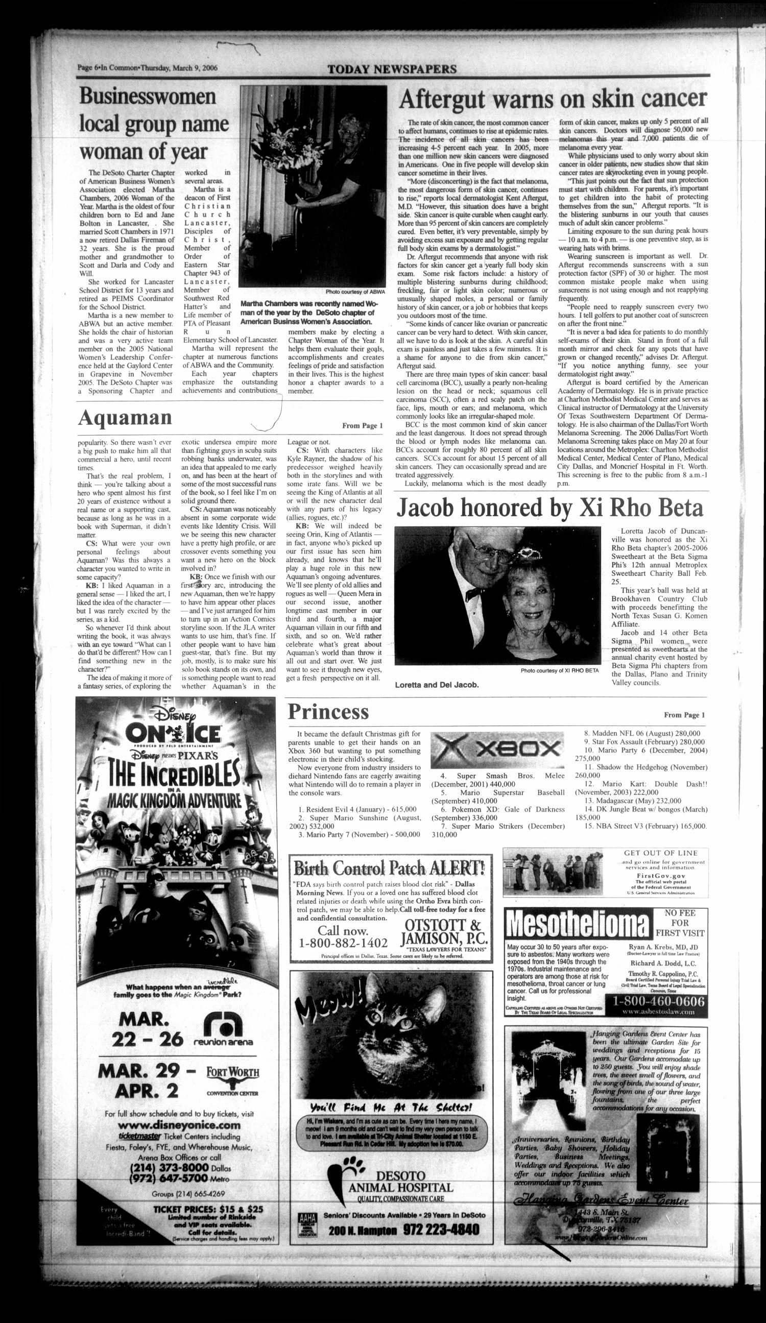 Today Cedar Hill (Duncanville, Tex ), Vol  40, No  48, Ed  1