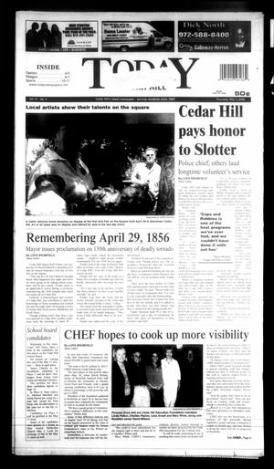 Primary view of object titled 'Today Cedar Hill (Duncanville, Tex.), Vol. 41, No. 4, Ed. 1 Thursday, May 4, 2006'.